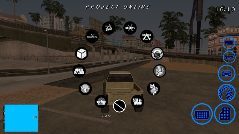 GTA San Andreas GTA V Radio Wheel for Android v1 2 Mod - GTAinside com