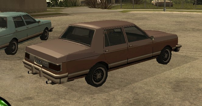 Gta San Andreas Regina Sedan Mod Gtainside Com