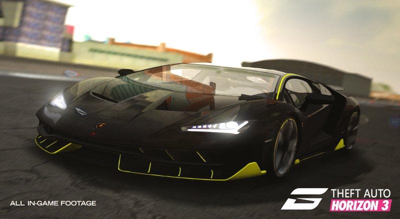 Gta San Andreas 2017 Lamborghini Centenario Lp770 4 Mod Gtainside Com