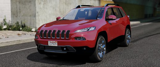 Jeep Cherokee [Add-On / Replace | Wipers | Sunroof]