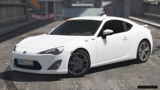 TOYOTA GT86 [Add-On / Replace / Tunable / HQ]