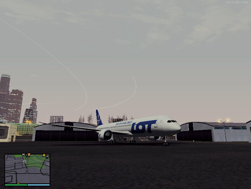 787 LOT Polish Airlines