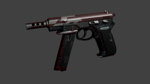 CZ75-Auto + Skins Pack