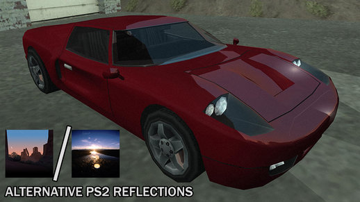 Alternative PS2 reflections