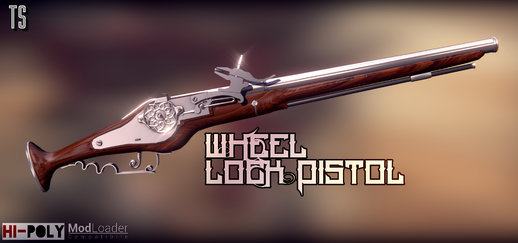 Wheel Lock Pistol