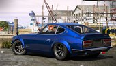 1969 Nissan Fairlady Z (S30) [Add-On | RHD | Devil Z]