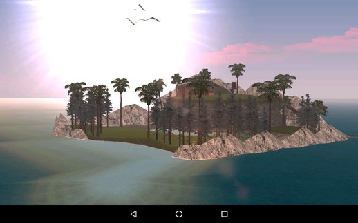 Private (Horror) Island for Android