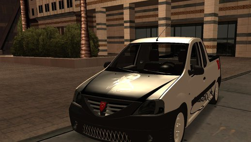 Dacia Logan Tukish Modify