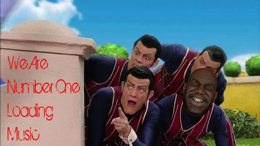 We Are Number One, But it's a Loading Music!