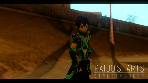Kirito Alo (Other Outfit) from The Lost Song