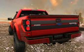Ford Raptor 2014 GTA Garage Custom