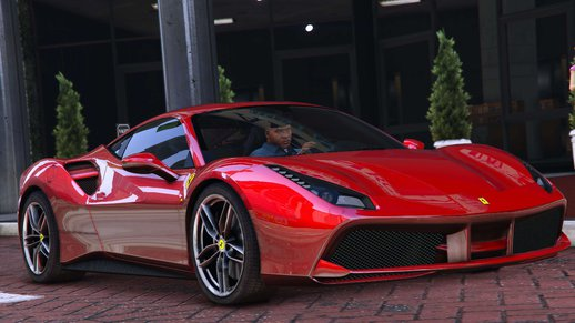 Gta 5 Ferrari Mods And Downloads Gtainside Com