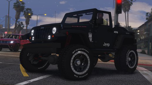 Jeep Wrangler (Rubicon) [HQ | Tuning | Livery]