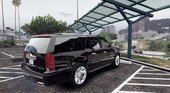 Cadillac Escalade ESV GMT900 [Add-On / Replace | Animated]