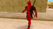 Marvel Heroes - Deadpool (Visual Update)