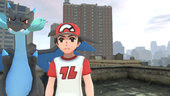 Pokémon Trainer Red (Sun/Moon)