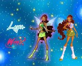 Layla/Aisha from Winx Club: Join the Club