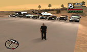 San Andreas State Police Megapack