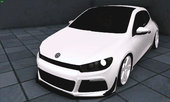 VW Scirocco Stance Works