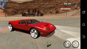 GTA V Vapid Bullet dff only no txd