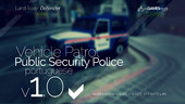 Portuguese Public Security Police - Patrol - LR Defender [ Replace]