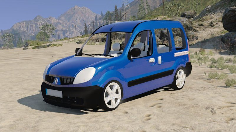 gta 5 renault kangoo mod. Black Bedroom Furniture Sets. Home Design Ideas
