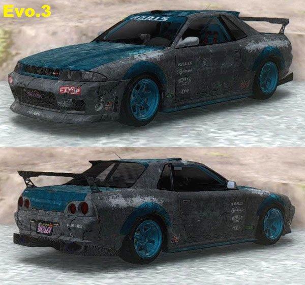 GTA San Andreas GTA V Annis Elegy Retro Custom V.2 Mod