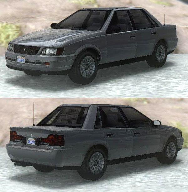 Gta San Andreas Gta V Vulcar Ingot Sedan Mod Gtainside Com