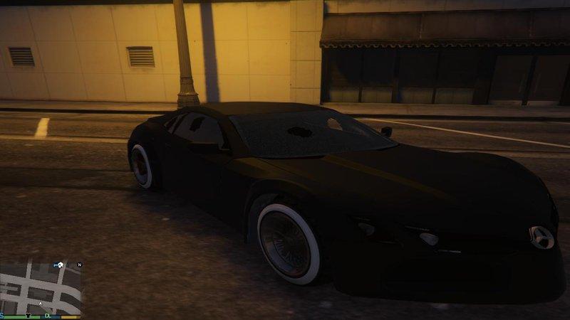 Ee Concept gta 5 mercedes concept ee garage mod gtainside com