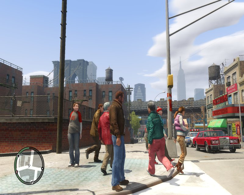 GTA 4 GTA IV/EFLC Los Santos Weather V [UPDATE 3 1 4] Mod