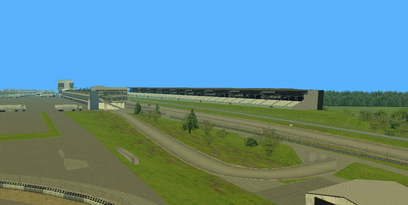 GTA Vice City The Nürburgring Race Track Mod - GTAinside com