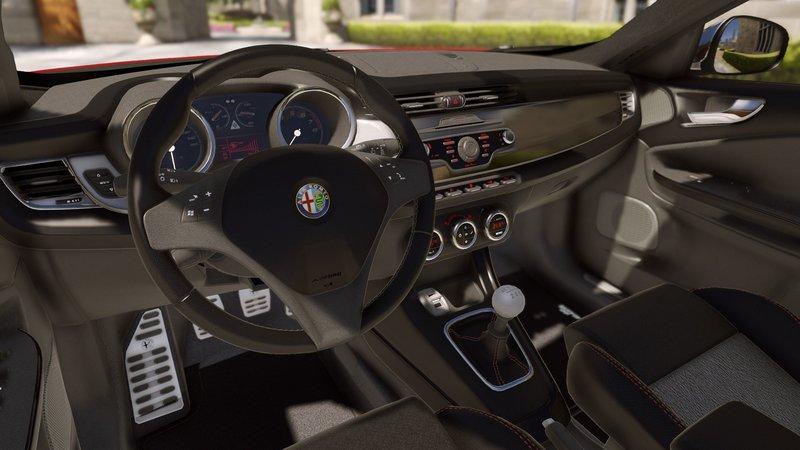GTA 5 Alfa Romeo Giulietta Quadrifoglio Verde [Add-On / Replace] Mod ...