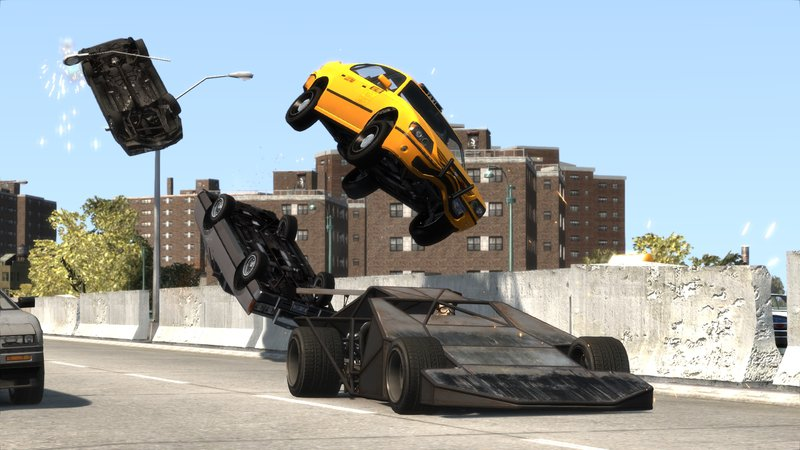 GTA 4 BF Ramp Buggy Mod - GTAinside com