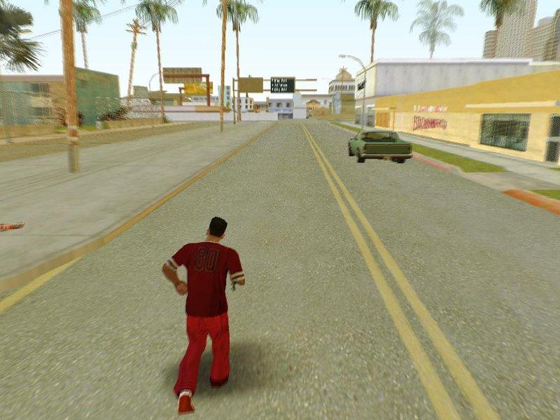 Gta San Andreas Gta V Camera View Mod Gtainside Com