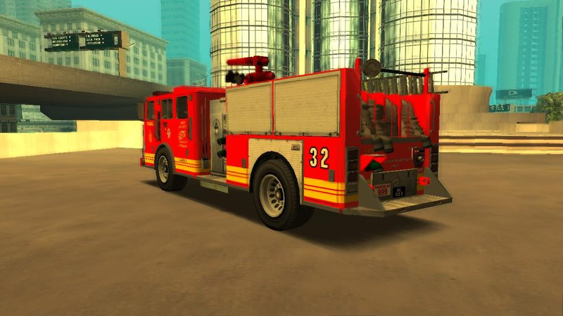 Fire Trucks In Gta 5 Location - Best Image Truck Kusaboshi Com