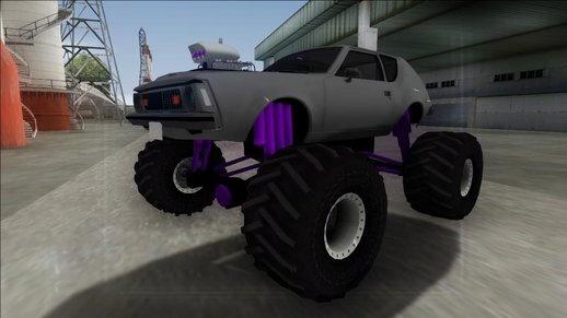 1973 AMC Gremlin X Monster Truck