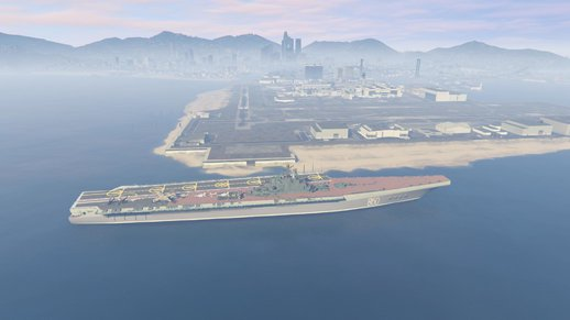 Drivable Aircraft Carrier Add-on
