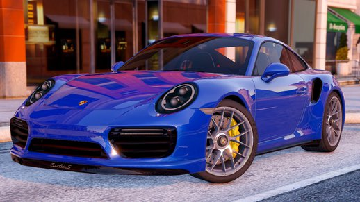 2016 Porsche 911 Turbo S [Add-On/Replace] v1.2