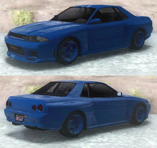 GTA V Annis Elegy Retro Custom v.2