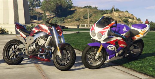 Honda 900 CBR 1992 / StreetFighter [Tuning | Add-On / Replace]