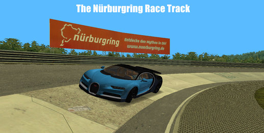 The Nürburgring Race Track