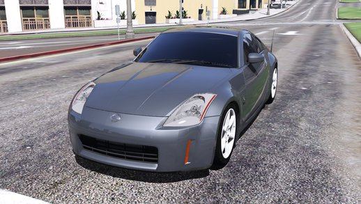 2003 Nissan 350z [Add-On / Replace | Tuning | Template] v1.1