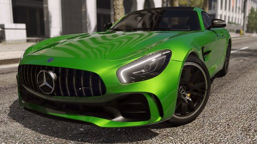 Mercedes-Benz AMG GT R 2017 [Add-On / Replace]
