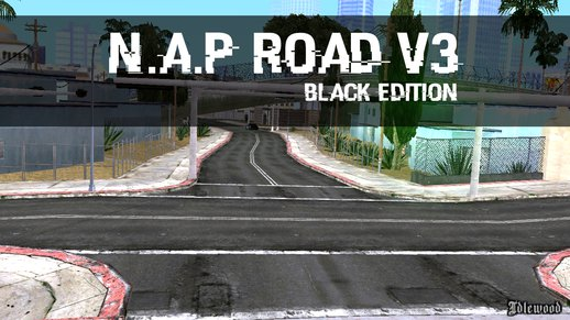N.A.P Road v3 [black edition] for mobile