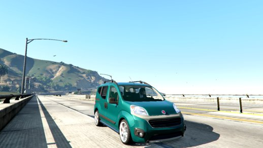 Fiat Fiorino Add-On Replace