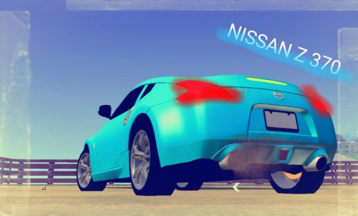 Nissan z370 (no txd) for Android
