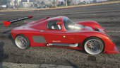 Ultima GTR (replace + add-on)
