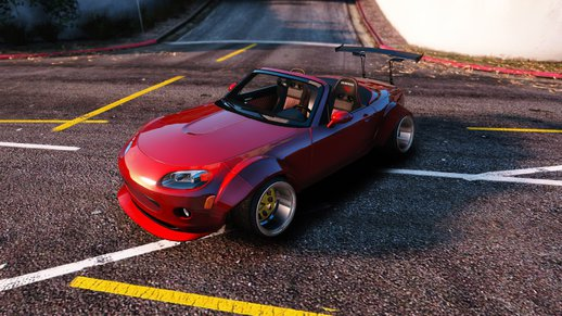 Mazda MX5 Widebody Stanced [Add-On]