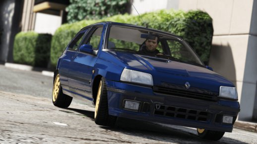Renault Clio Williams 1 [X57] '93 [ADDON]