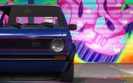 Golf Mk1 VR6 [Add-on/Replace]